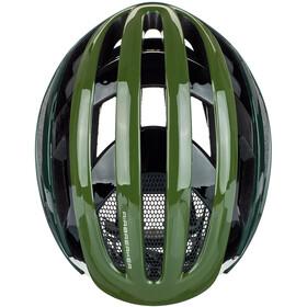 ABUS AirBreaker Fietshelm, opal green